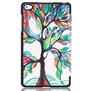 Třípolohové pouzdro na tablet Huawei MediaPad M2 8.0 - malovaný strom - 3