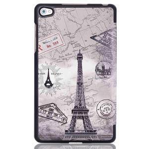 Třípolohové pouzdro na tablet Huawei MediaPad M2 8.0 - Eiffelova věž - 3