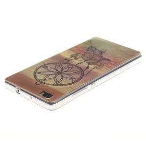 Flexi gelový obal na mobil Huawei P8 Lite - dream - 3