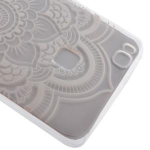 Ultratenký gelový obal na Huawei P9 Lite - flowers - 3
