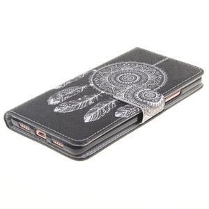 Floaty peněženkové pouzdro na mobil Huawei P9 Lite - lapač snů - 3