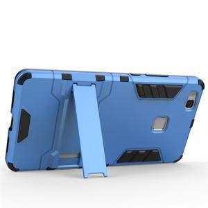 Odolný obal na mobil Huawei P9 Lite - šedý - 3