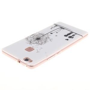 Gelový obal na Huawei P9 Lite - láska - 3