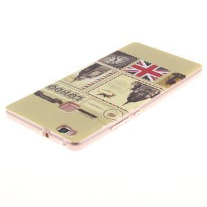 Gelový obal na Huawei P9 Lite - United Kingdom - 3