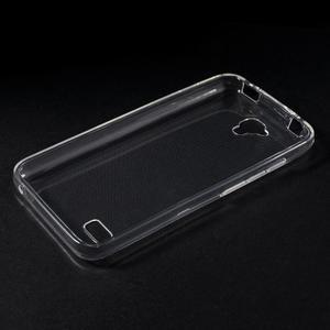 Ultratenký slim gelový obal na Huawei Y5 a Y560 - transparentní - 3