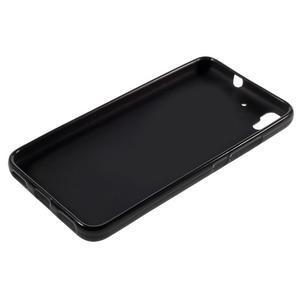 Sally gelový obal na mobil Huawei Y6 - geo tvary - 3
