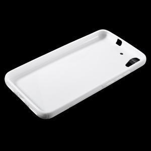 S-line gelový obal na mobil Huawei Y6 - bílý - 3
