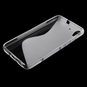S-line gelový obal na mobil Huawei Y6 - transparentní - 3