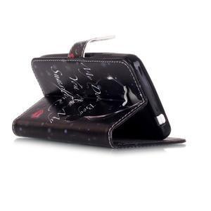 Knížkové pouzdro na mobil Huawei Y6 Pro - dear - 3