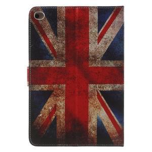 Stylové pouzdro na iPad mini 4 - UK vlajka - 3