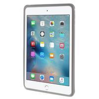 Silikonový obal na tablet iPad mini 4 - šedý - 3/6