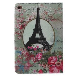 Stylové pouzdro na iPad mini 4 - Eiffelova věž - 3