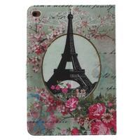 Stylové pouzdro na iPad mini 4 - Eiffelova věž - 3/7