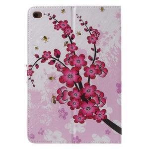 Stylové pouzdro na iPad mini 4 - kvetoucí větvička - 3