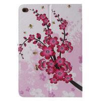 Stylové pouzdro na iPad mini 4 - kvetoucí větvička - 3/7