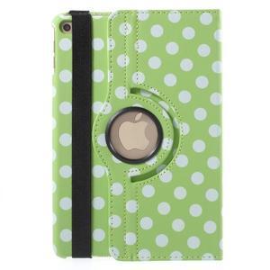 Cyrc otočné pouzdro na iPad mini 4 - zelené - 3
