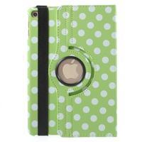Cyrc otočné pouzdro na iPad mini 4 - zelené - 3/7