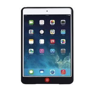 Silikonové pouzdro na tablet iPad mini 4 - černé - 3