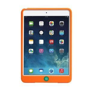 Silikonové pouzdro na tablet iPad mini 4 - oranžové - 3