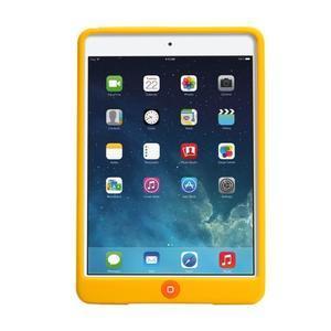 Silikonové pouzdro na tablet iPad mini 4 - žluté - 3