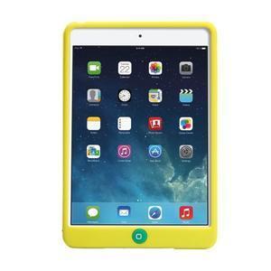 Silikonové pouzdro na tablet iPad mini 4 - zelenožluté - 3