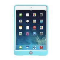 Silikonové pouzdro na tablet iPad mini 4 - cyan - 3/3