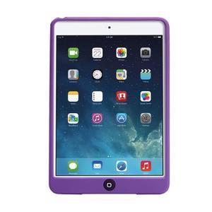 Silikonové pouzdro na tablet iPad mini 4 - fialové - 3