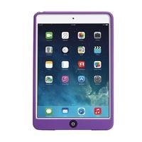 Silikonové pouzdro na tablet iPad mini 4 - fialové - 3/3