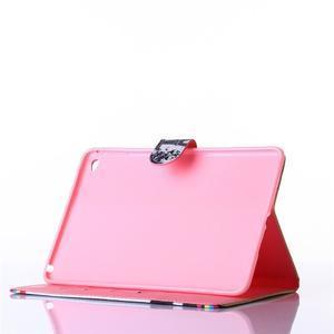 Knížkové pouzdro na tablet iPad mini 4 - Eiffelova věž - 3