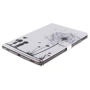 Knížkové pouzdro na tablet iPad Pro 9.7 - láska - 3