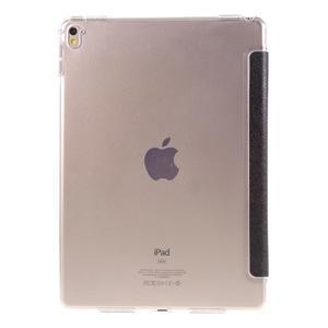Trifold polohovatelné pouzdro na tablet iPad Pro 9.7 - černé - 3
