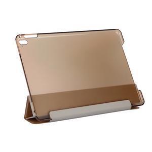 Extra origami polohovatelné pouzdro na iPad Pro 9.7 - stříbrné - 3