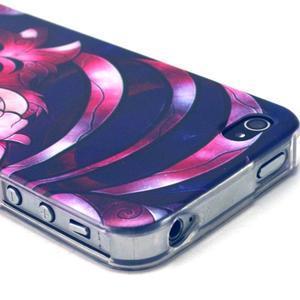 Emotive gelový obal na mobil iPhone 4 - kocour - 3