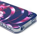 Emotive gelový obal na mobil iPhone 4 - kocour - 3/4