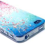 Emotive gelový obal na mobil iPhone 4 - kvetoucí větvičky - 3/4