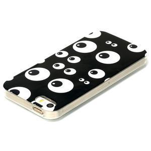 Gelový obal na mobil iPhone SE / 5s / 5 - kukuč - 3