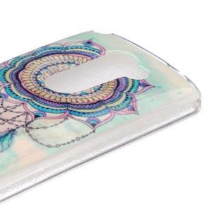 Jelly gelový obal na mobil LG Leon - lapač snů - 3