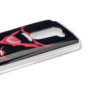 Jelly gelový obal na mobil LG Leon - huba - 3