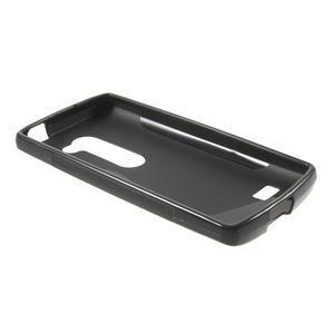 S-line gelový obal na mobil LG Leon - černý - 3
