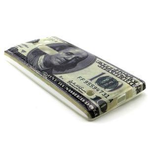 Gelový kryt na mobil LG Spirit - bankovka - 3
