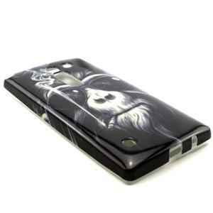 Gelový kryt na mobil LG Spirit - gorila mafián - 3