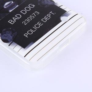 Softy gelový obal na mobil Microsoft Lumia 640 LTE - pes - 3