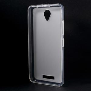 Gelový obal na mobil Lenovo A5000 - transparentní - 3