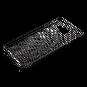 Diamonds gelový obal na Samsung Galaxy A3 (2016) - šedý - 3