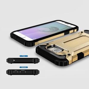 Extreme outdoor kryt 2v1 na mobil Samsung Galaxy A3 (2016) - zlatý - 3
