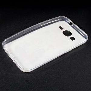 Ultratenký slim obal na Samsung Galaxy Core Prime - motýlek - 3