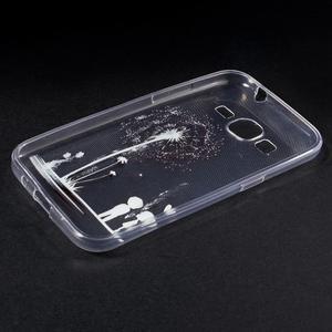Ultratenký slim obal na Samsung Galaxy Core Prime - láska - 3