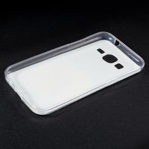 Ultratenký slim obal na Samsung Galaxy Core Prime - pampeliška - 3
