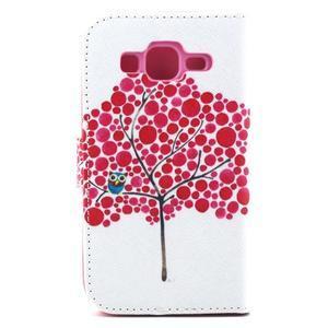 Pouzdro na mobil Samsung Galaxy Core Prime - strom - 3