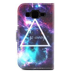 Pouzdro na mobil Samsung Galaxy Core Prime - traingl - 3